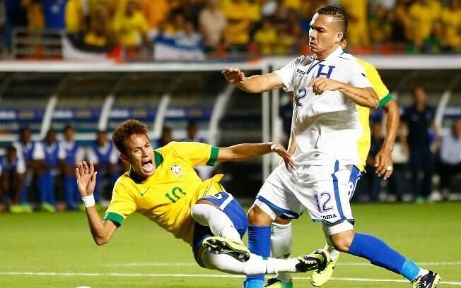 Jogador se desentendeu com Neymar em 2013