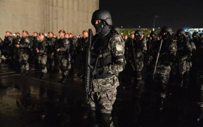 Força Nacional de Segurança Pública atuará nas prisões e nas ruas de Natal