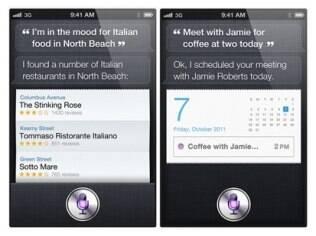 Siri: aplicativo reconhece expressões cotidianas