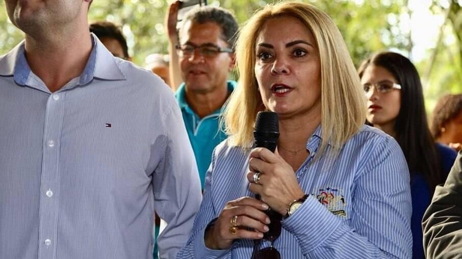 Segunda ex-mulher de Bolsonaro, Ana Cristina Siqueira Valle