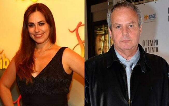 Daniela Escobar conhecer o ex-marido Jayme Monjardim nos bastidores da novela 'Idade da Loba', em 1995. Na época, a atriz era dirigida por ele na trama