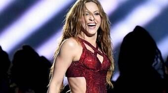 Shakira fraudou R$97 milhões de impostos, afirma Receita espanhola