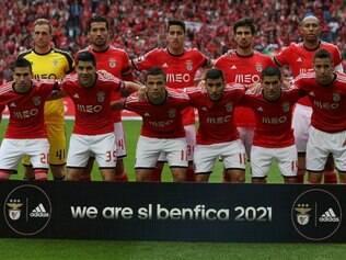 Equipe de Lisboa chegou aos 73 pontos e não pode mais ser alcançado pelo rival Sporting faltando duas rodadas para o fim da competição