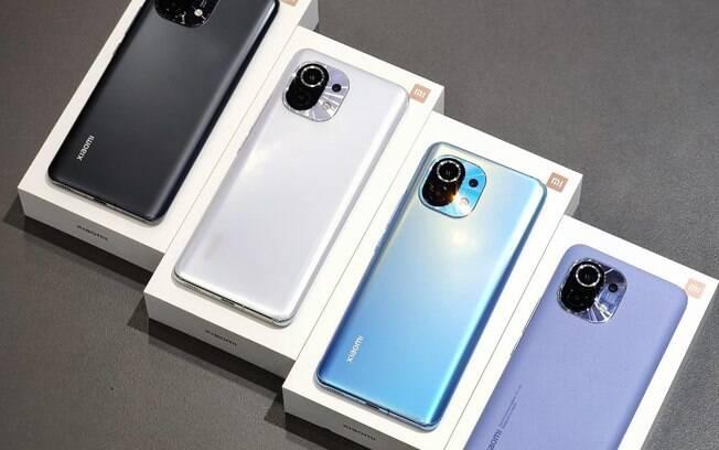Xiaomi Mi 11 é lançado globalmente