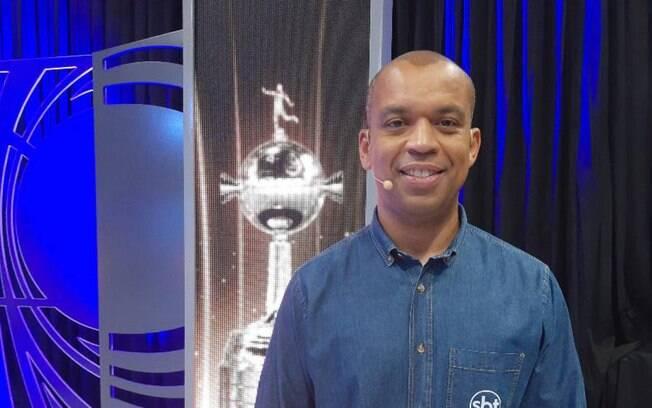 Nas graças da torcida do Flamengo, Luiz Alano fará próximo jogo da Libertadores