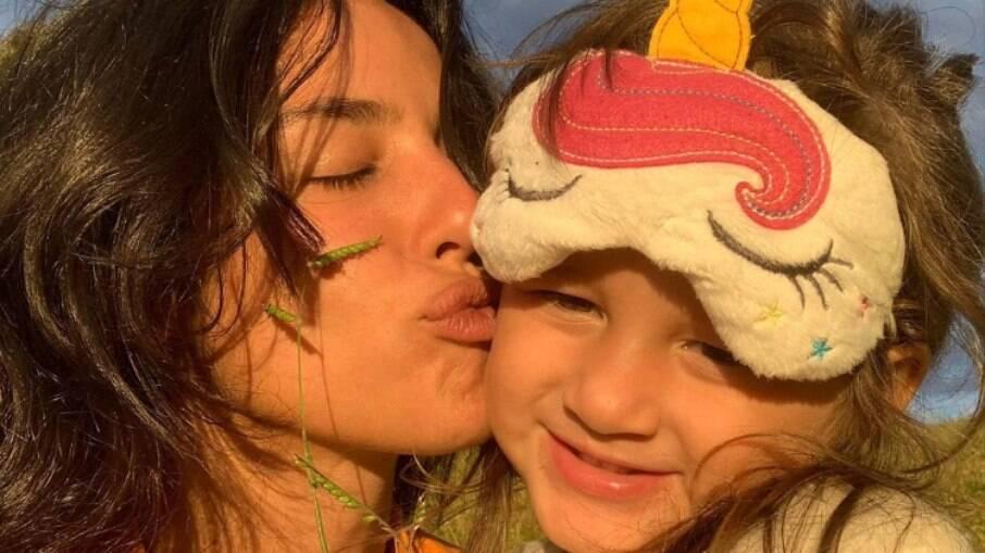 Yanna Lavigne revela sem querer sexo do segundo filho
