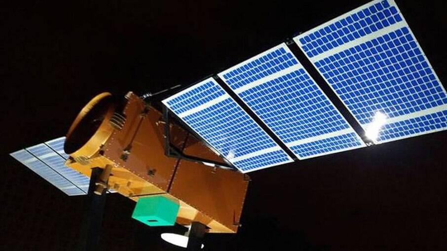 O Amazônia 1 está em órbita no espaço e envia primeiras imagens ao Inpe