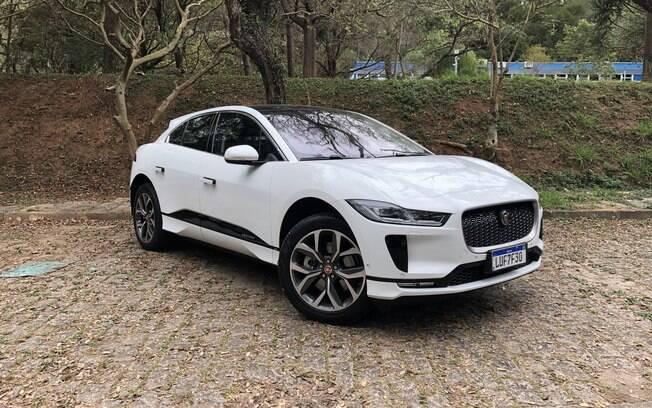 Confortável e agressivo, Jaguar I-Pace reflete o que há de melhor na nova geração de carros elétricos