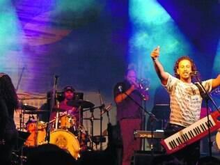 Banda Vitória Régia, que tocava ao lado de Tim Maia, é uma das atrações do Caranaval