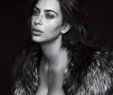 Kim Kardashian sensualiza e bate recorde no Instagram