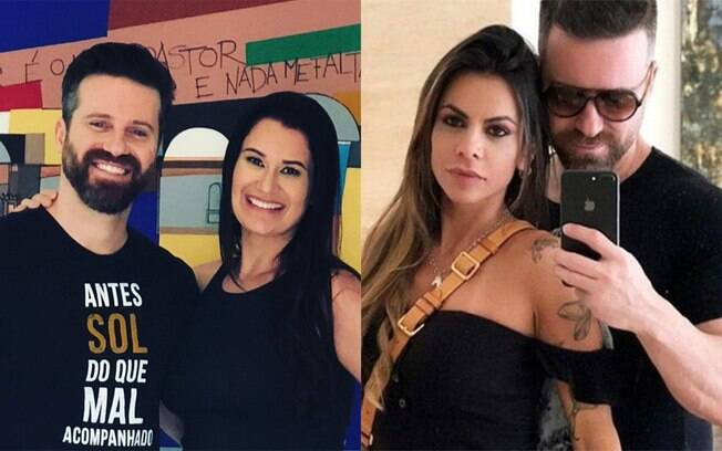 Letícia Oliveira, ex de Marlon, fala sobre gravidez do cantor com atual
