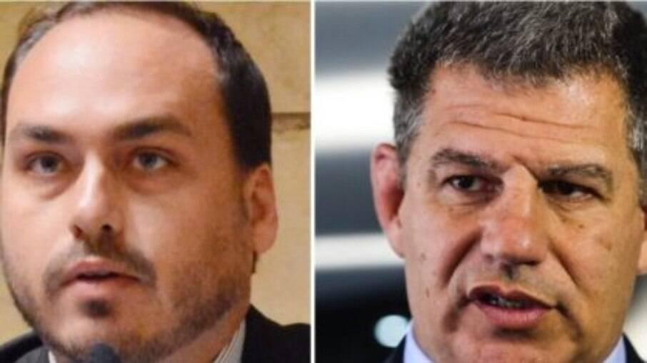 A declaração foi revelada por André Marinho, filho do empresário Paulo Marinho, no programa Flow Podcast