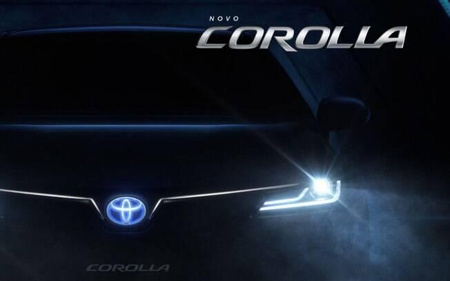 Novo hotsite da próxima geração do Toyota Corolla. Modelo será fabricado em Indaiatuba (SP)