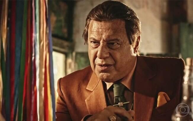 Equipe de Antonio Fagundes já negou que seja o ator no vídeo que circula na internet