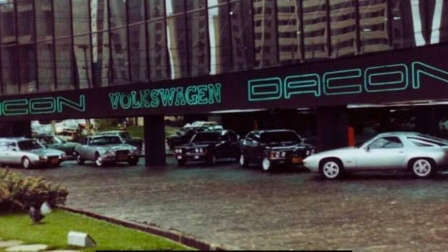 Dacon também comercializava veículos de outras marcas