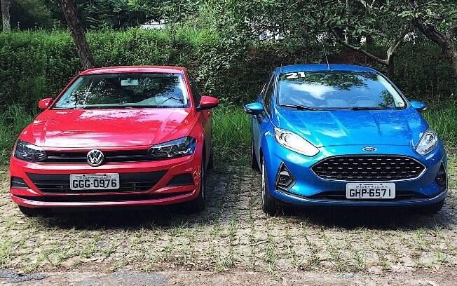 Aliança VW e Ford não vai acabar com a briga no segmento dos compactos. Apenas buscará eficiência entre os  utilitários