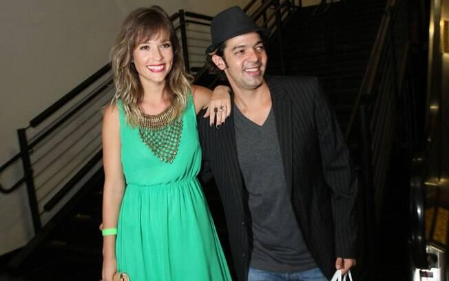 Juliana Didone e Bruno Mazzeo terminam namoro de mais de um ano