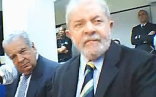 Em novembro de 2016, o ex-presidente prestou depoimento a Moro por videoconferência como testemunha de Cunha