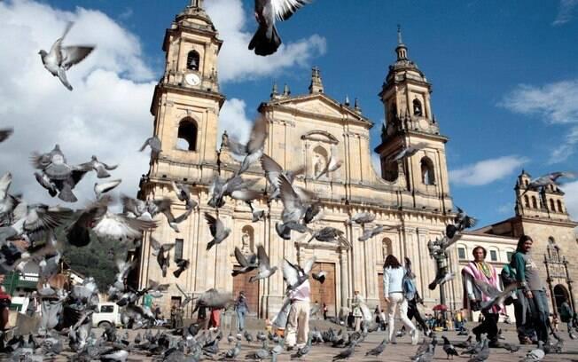 1º. Colômbia: R$ 1 pode comprar aproximadamente 1 mil pesos colombianos. Foto: Getty Images
