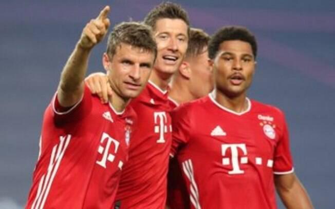 Bayern de Munique volta a campo para a disputa da Supercopa da Europa contra o Sevilla
