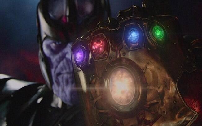 Thanos em cena de