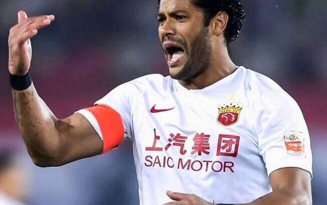 Hulk joga na China