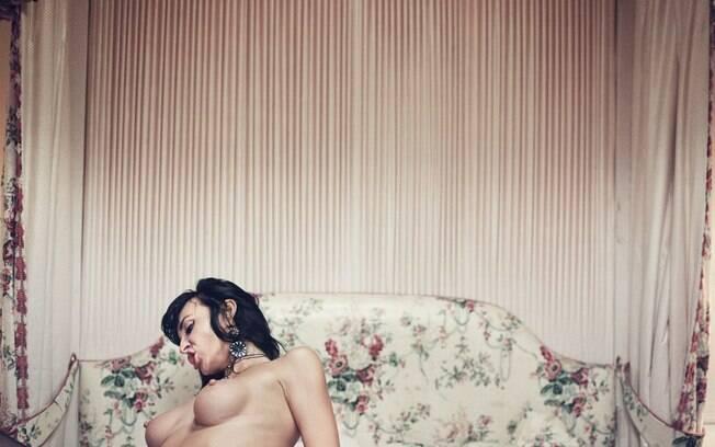 Os bastidores do mundo pornô na visão da fotógrafa francesa Sophie Ebrard. Foto: Sophie Ebrard/Reprodução