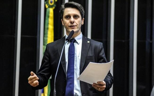 O deputado Alex Manente (SP) é indicado do PPS para a comissão do impeachment.. Foto: Fotos Públicas