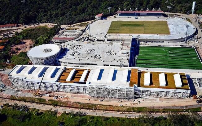 Centro de Treinamento Paralímpico, na zona sul de São Paulo, será inaugurado no início de 2016