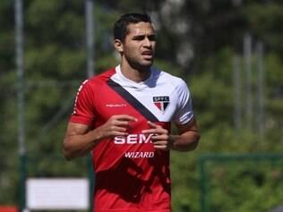 Kardec está desapontado com Brasileirão modesto do São Paulo