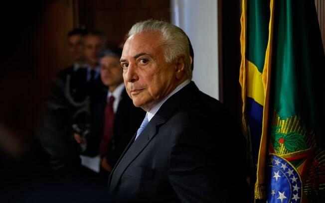Após se livrar de duas denúncias na Câmara, presidente Michel Temer evitou ser processado mais uma vez