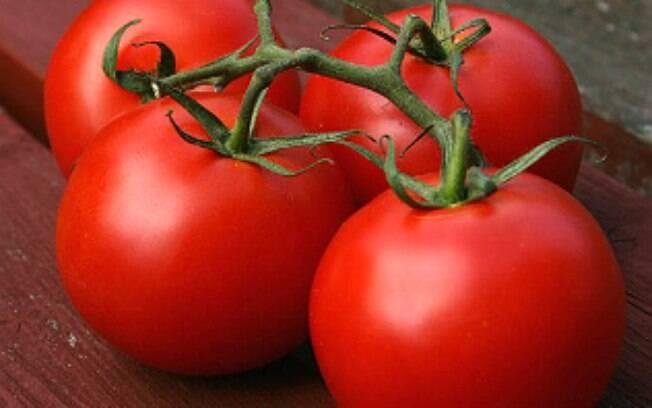 Tomate: 16,3% das amostras coletadas estavam contaminadas