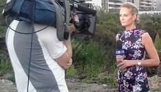 Equipe de TV da Austrália é atacada durante gravação no Rio