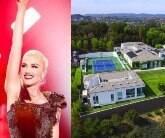 Após divórcio, Gwen Stefani vende mansão onde morou com ex