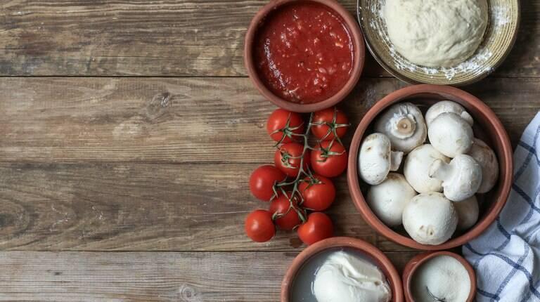 Molho de tomate clássico