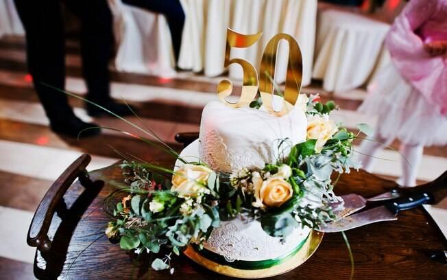 Os números mostram que fazer festa de aniversário para comemorar os 50 anos é uma tendência entre as mulheres