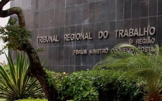 A decisão foi tomada pelo Tribunal Regional do Trabalho da 5ª Região