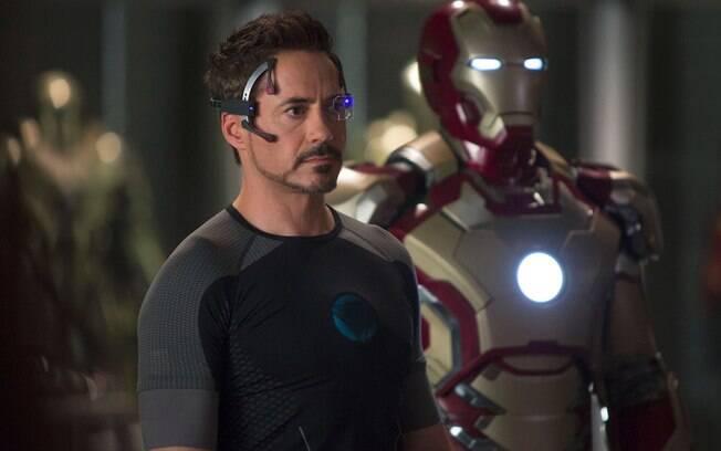 Robert Downey Jr. será o Homem de Ferro no novo