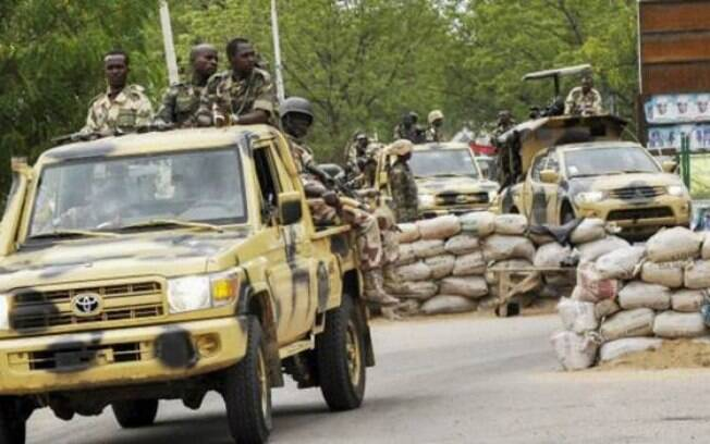 Para obter informações confiáveis com o Exército na Nigéria tem sido difícil