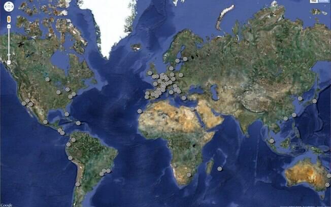 Publicação de mapa das manifestações no mundo foi estopim para aumento de solicitações de amizade, diz Lucio Amorim