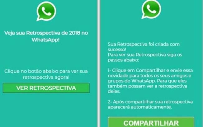 Golpe do WhatsApp tenta acessar dados das vítimas