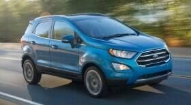 Ford EcoSport tem data para sair de linha nos EUA fica próximo do fim
