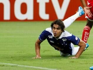 Marcelo Moreno poderá ser novamente titular com a camisa do Cruzeiro