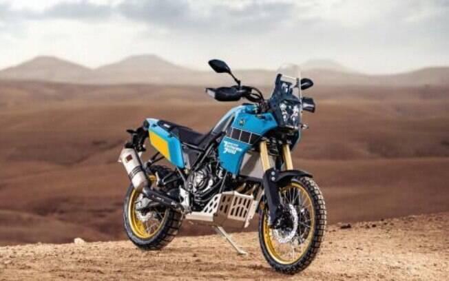 Yamaha Ténéré deverá seguir a mesma linguagem visual da 700 Rally Edition, lançada recententemente