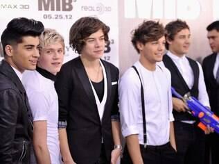 Banda One Direction foi um dos termos mais buscados na Wikipedia em 2012