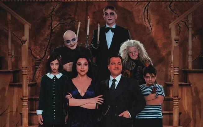 """A família Addams"""