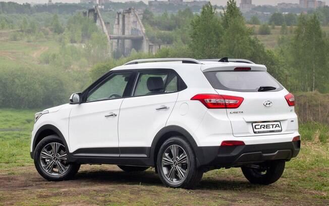 Hyundai Creta Ser 225 Mesmo Fabricado No Brasil Em 2017