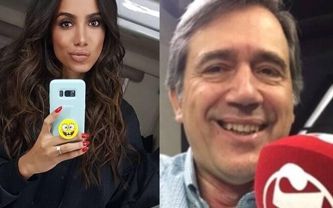 Marco Antonio Villa faz duras críticas à Anitta