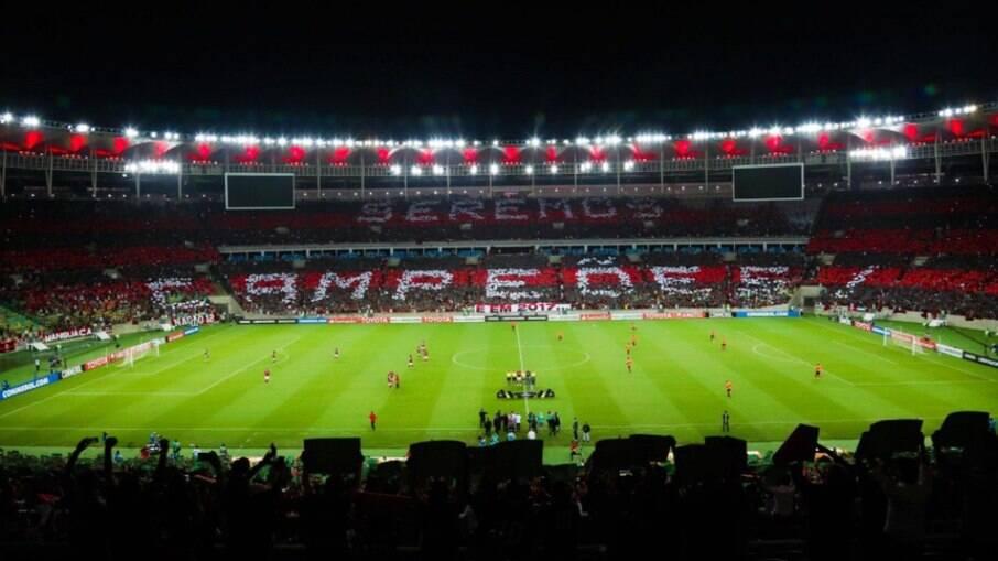 Maracanã contará com presença de público na Libertadores