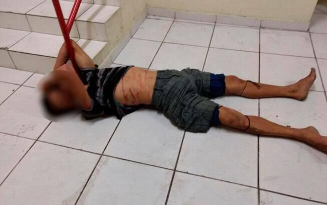 Outro jovem foi alvo de agressão em unidade do supermercado Ricoy